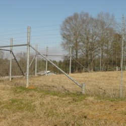Louisiana Game Fence